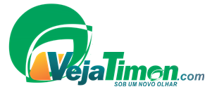 Logomarca oficial do site Veja Timon