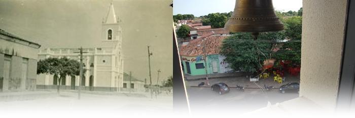 Imagem de registro histórico da igreja São José