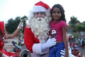 Papai Noel em Timon - MA
