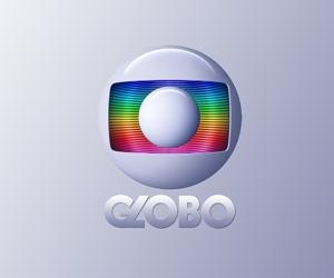 Nova logo da Globo