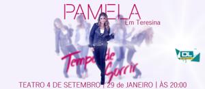 Pamela em Teresina