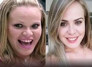 Ex BBB Paulinha perde 40 kilos